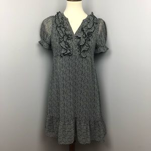H&M Polka Dot Dress Size XS